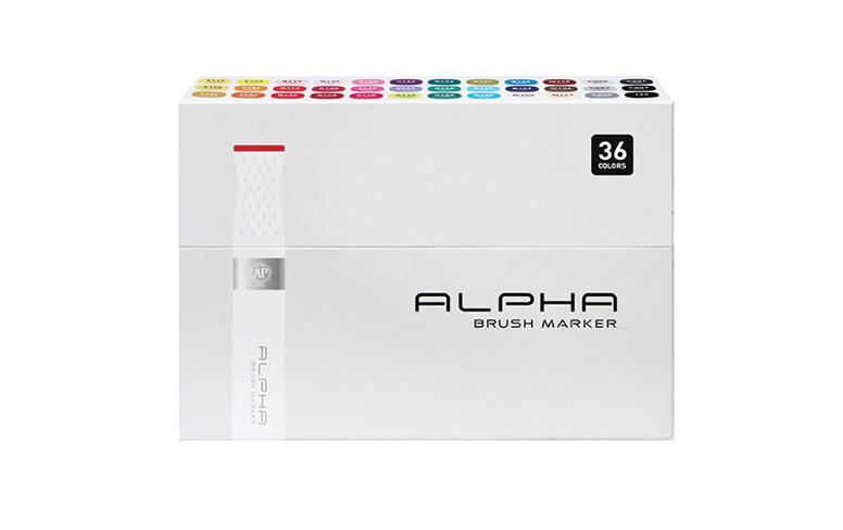 Alpha brush 36T
