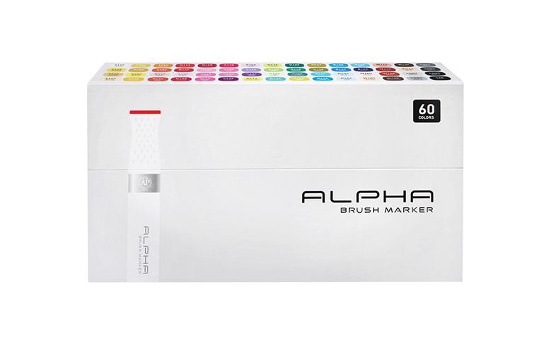 Alpha brush 60T