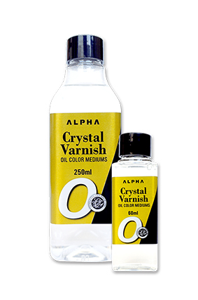 Crystal varnish