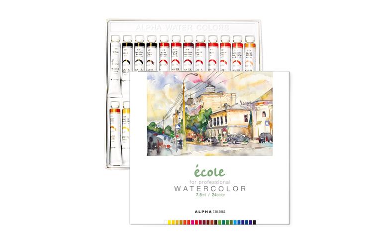 ecole 24colors