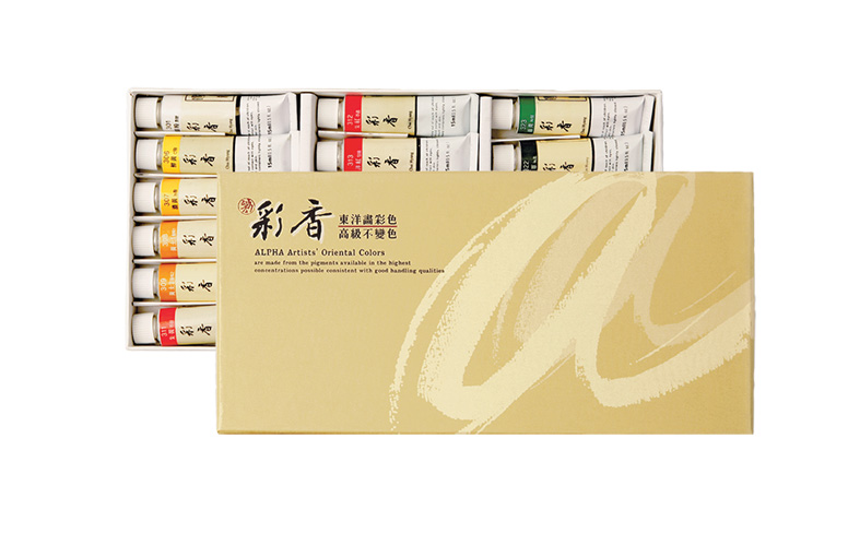 oriental colors 15ml18T