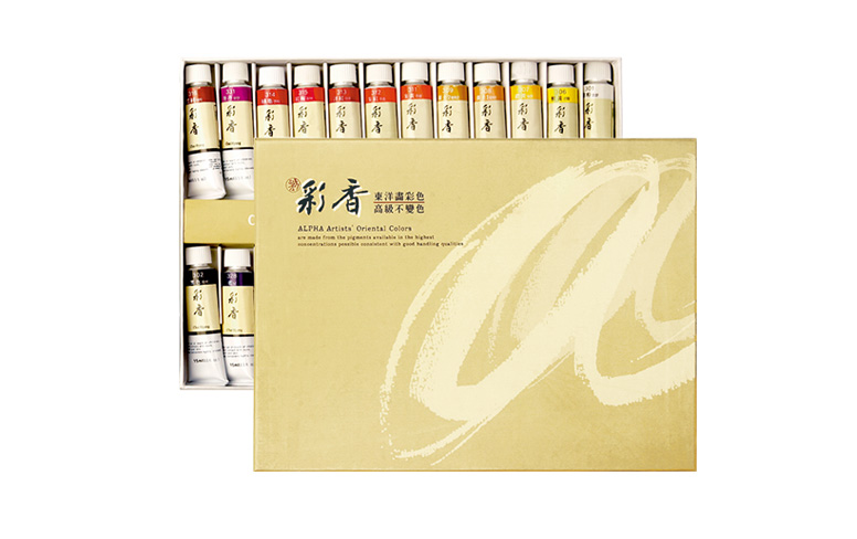 oriental colors 15ml24T