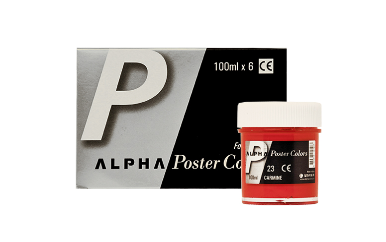 silver poster 100ml
